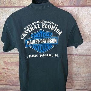Harley Davidson shirt men's size large